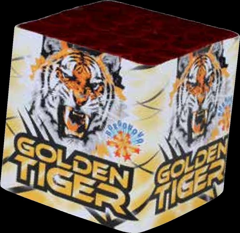 GOLDEN TIGER Image